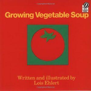 growing veggie soup