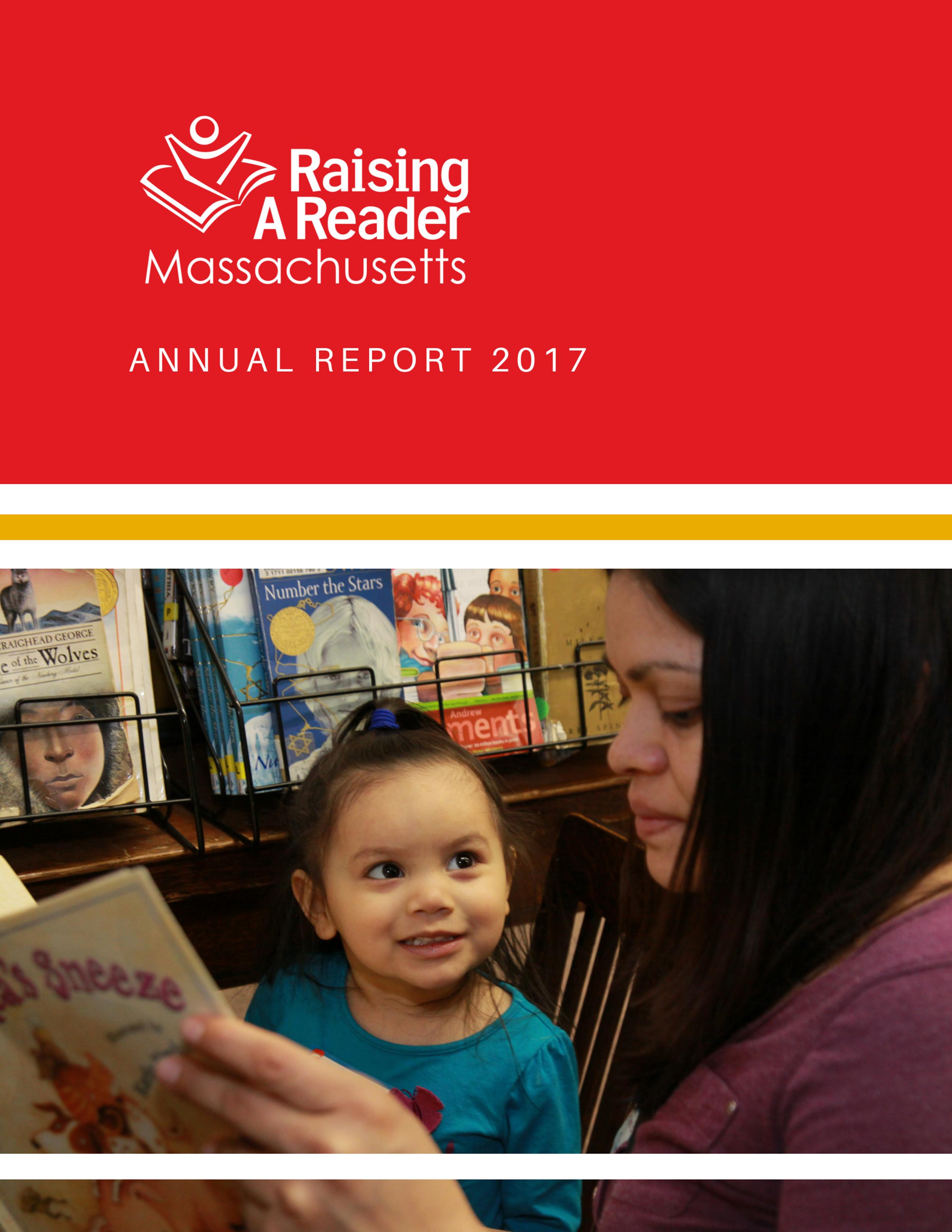 RAR MA 2017 annual report
