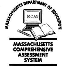 Massachusetts Department of Education: Comprehensive Assessment System logo