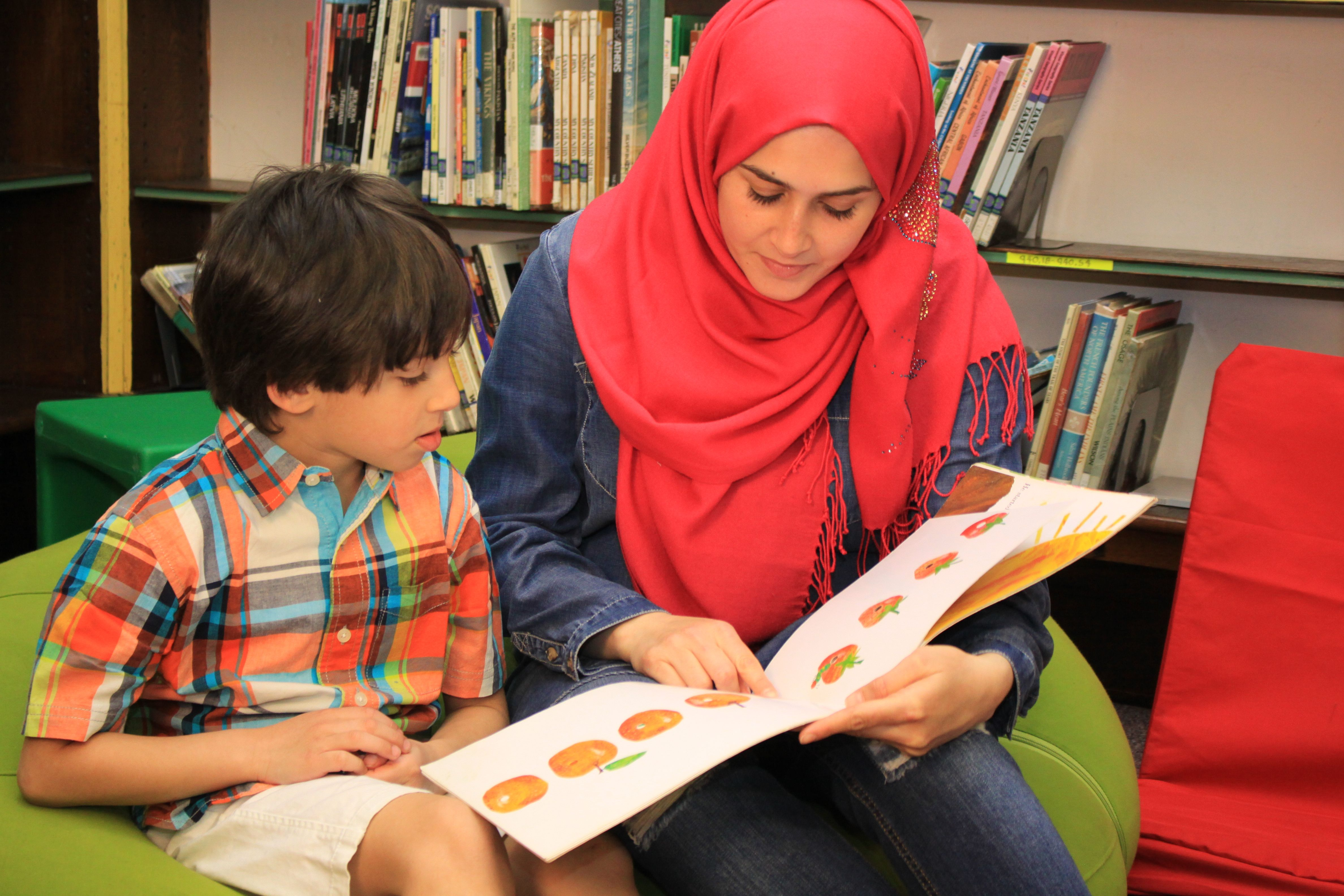 Raising A Reader Ma - Opening Doors By Opening Books - Parent Engagement For Early Literacy