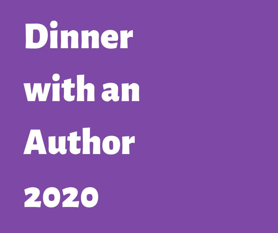 Dinner with an Author 2020