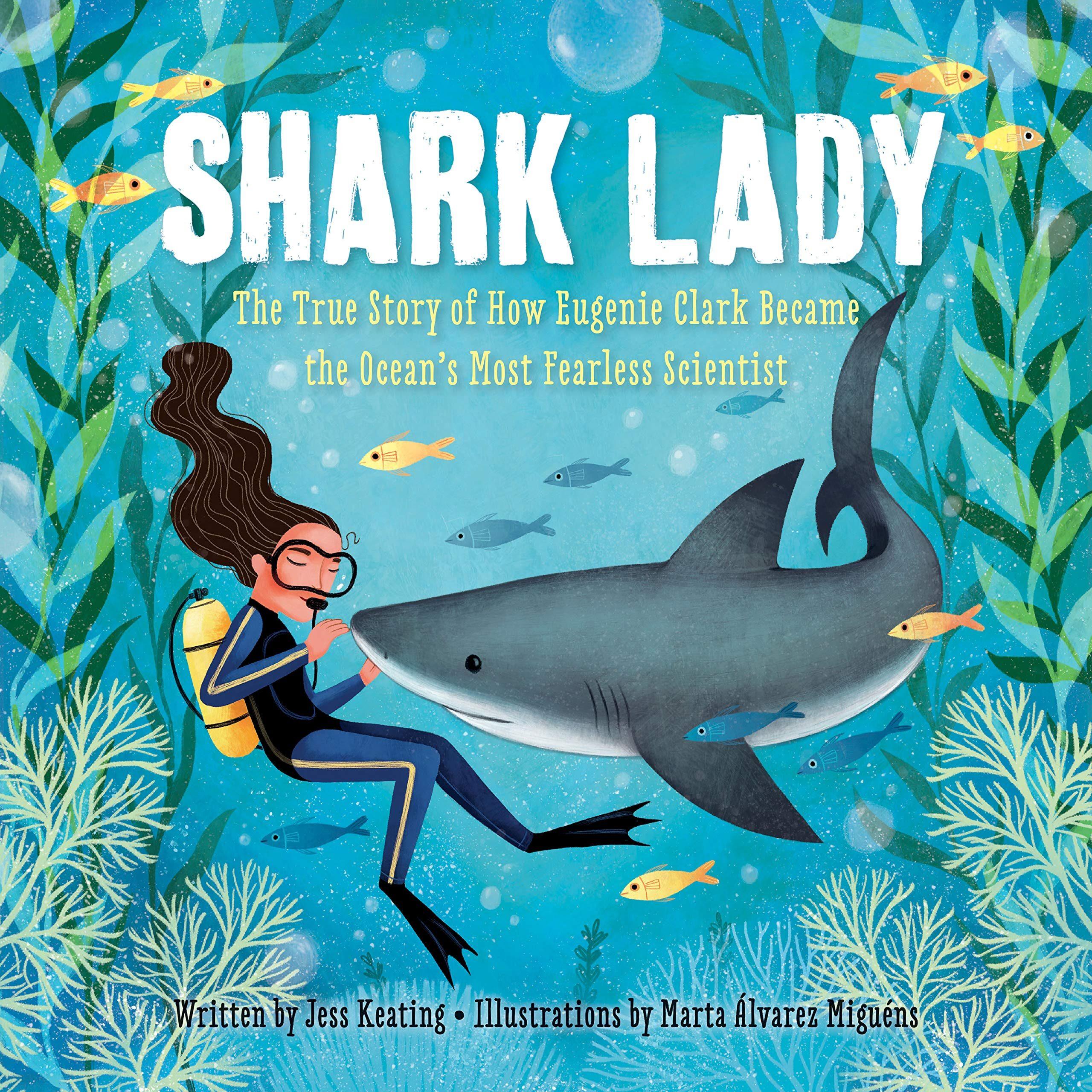 Shark-Lady